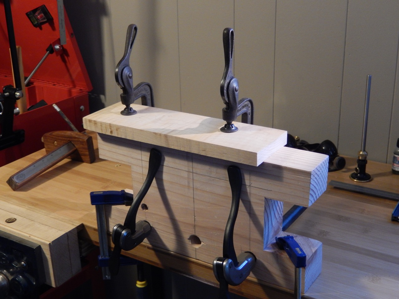 Bench Bull The Jack Of All Bench Jigs Part 2