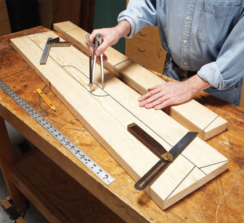 Build A Shaving Horse Diy Hybrid Shaving Horse Plans