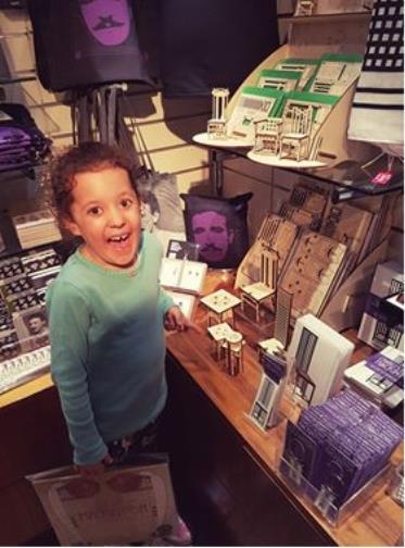 Morrisons-find-pop-ups-at-Kelvingrove - Charles Rennie Mackintosh Exhibition at Kelvingrove Museum Glasgow