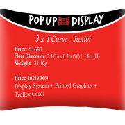 3x4 Curve Junior