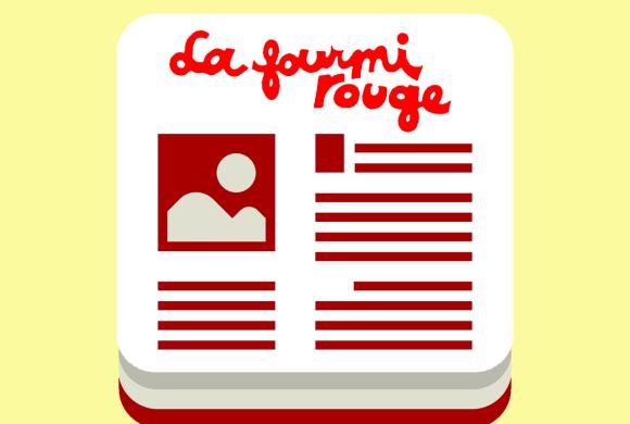 Fourmi Rouge n°175