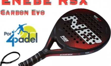 Review Por4Padel: ENEBE RSX CARBON EVO