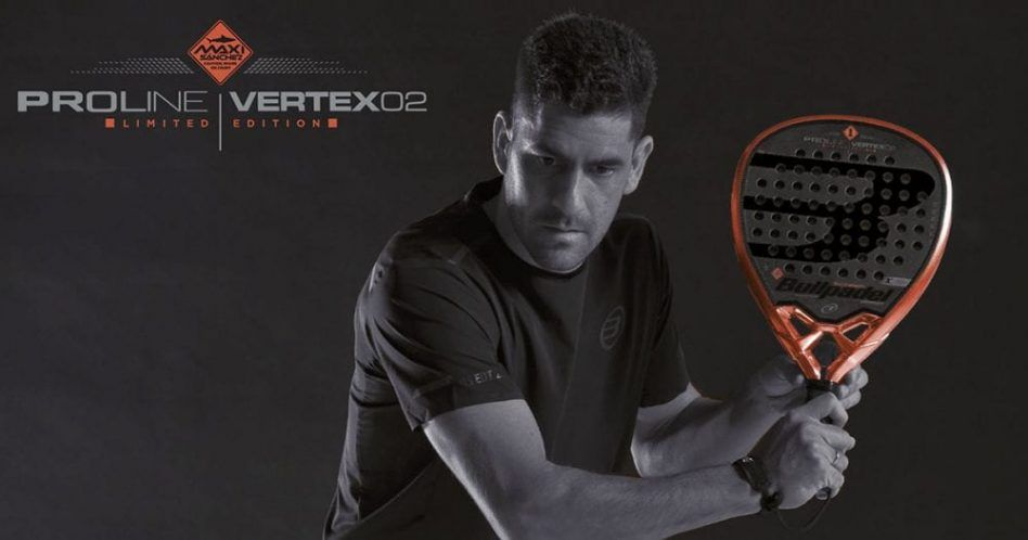 Asi sera la Bullpadel Vertex 02. LMT.Edition