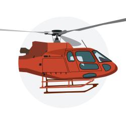 Enota Decibel (dB) - 100 db - Helikopter / Porabimanj INFO