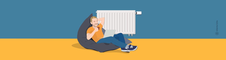 Oznake termostatske glave / PorabimanjINFO / Ilustracija: Branko Baćović