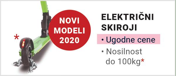 Električni skiro