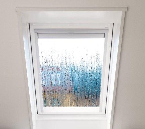 Zakaj nastaja kondenz na oknih / Porabimanj INFO / Foto: Velux