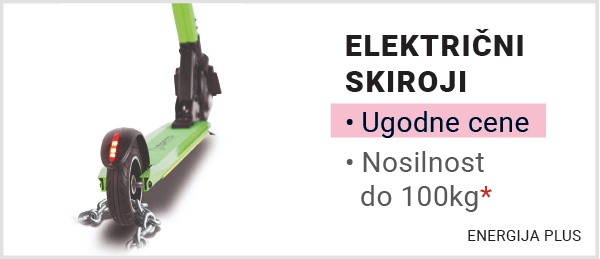 Električni skiroji