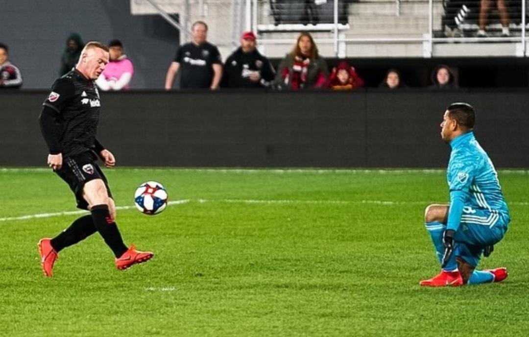 Rooney tuvo su Gran Noche con el DC United