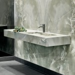 Introducing Onyx Sense A New Marble Effect Porcelain Tile From Italy