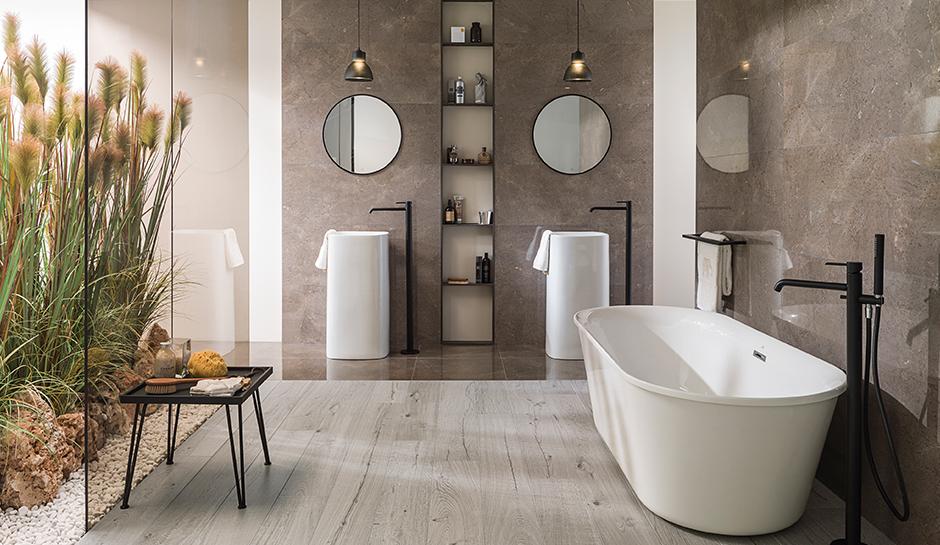 durable beautiful wood look porcelain