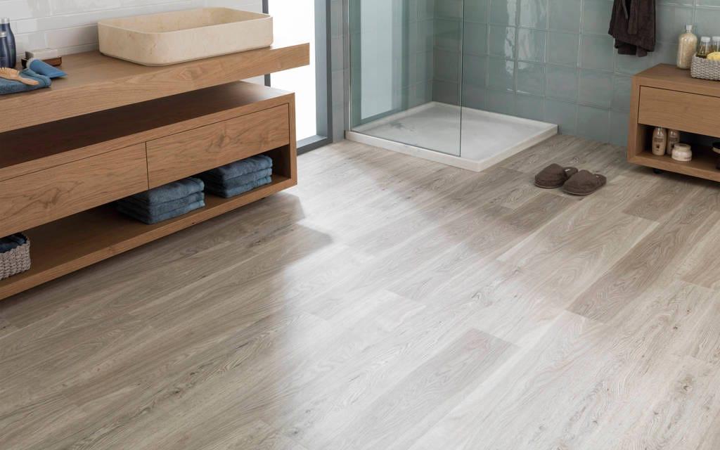 porcelain wood effect floor tiles