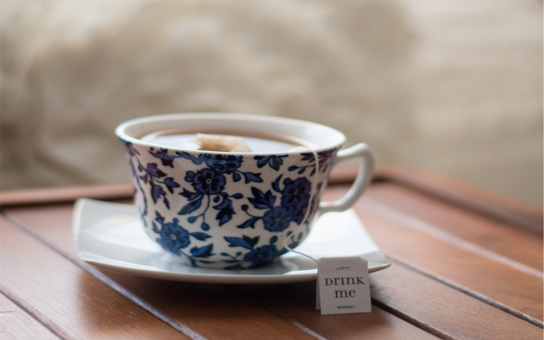 Tea for Two – The Story Behind the Story