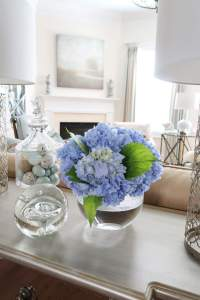 Create a Bouquet of Fresh Hydrangeas that Last