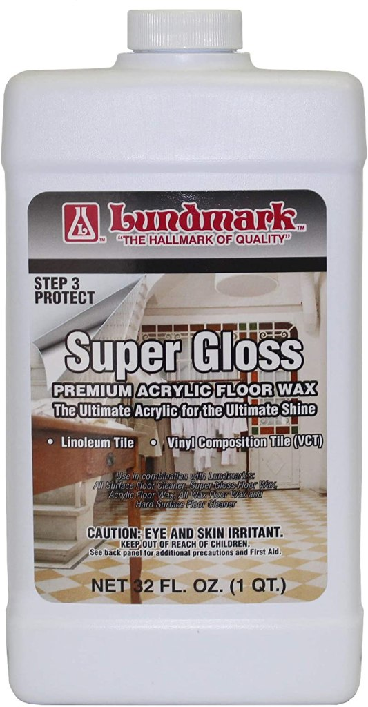 best floor wax for vct lundmark