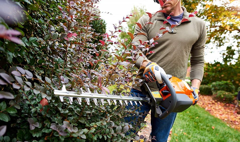 bestgas powered hedge trimmers
