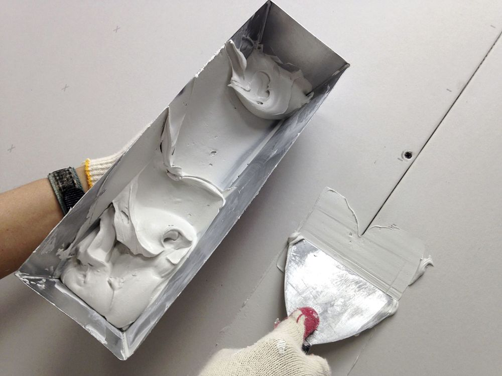 Joint Compound Vs Spackle