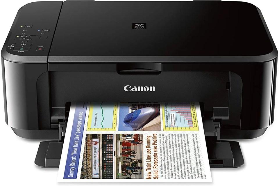 Canon wireless