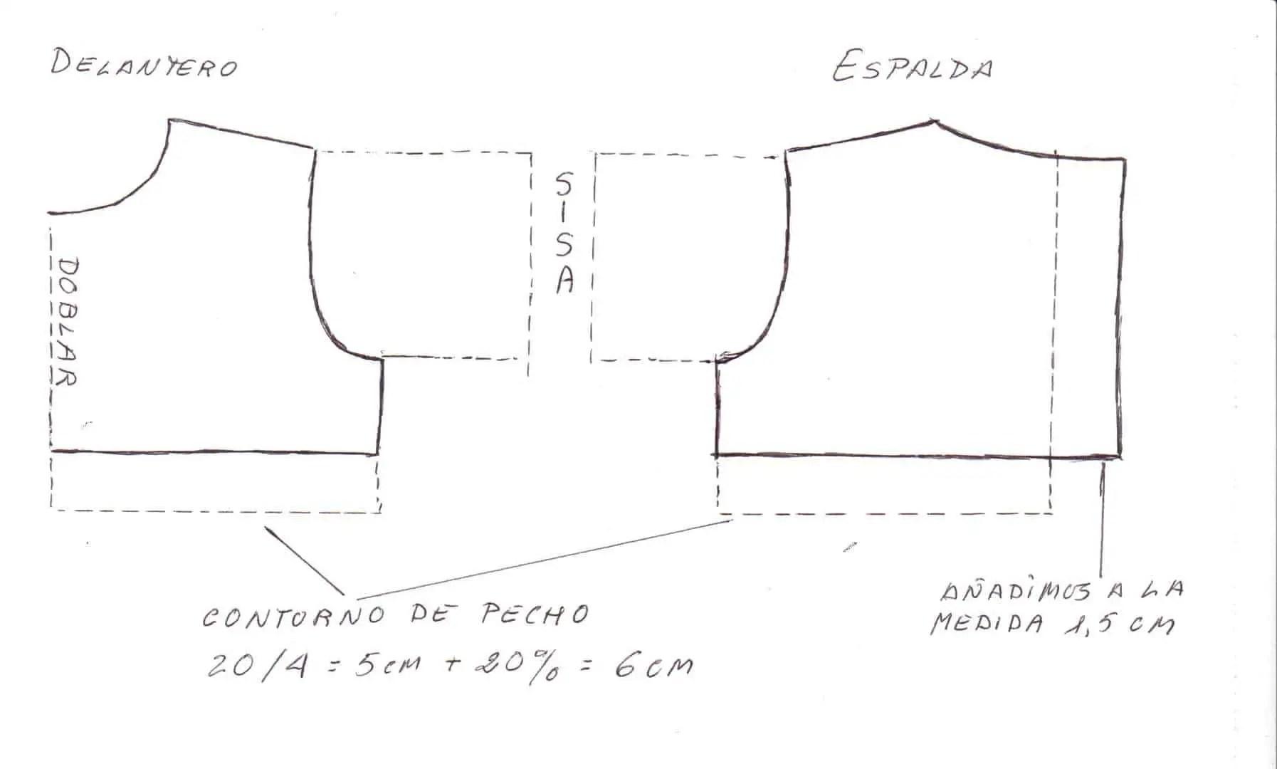 Famoso Patrones De Costura Libres Para Ropa De Muñecas Colección de ...