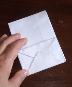 Cómo hacer una bolsa de regalo - Paso11