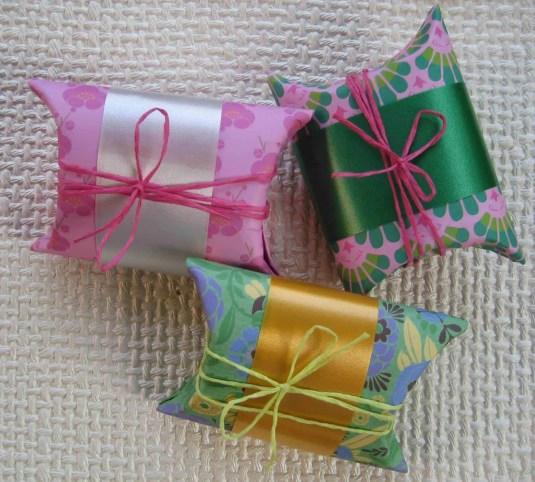 Cómo hacer cajitas para regalo