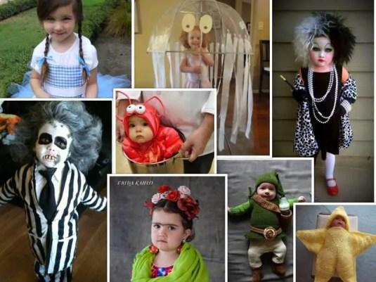 Disfraces infantiles originales