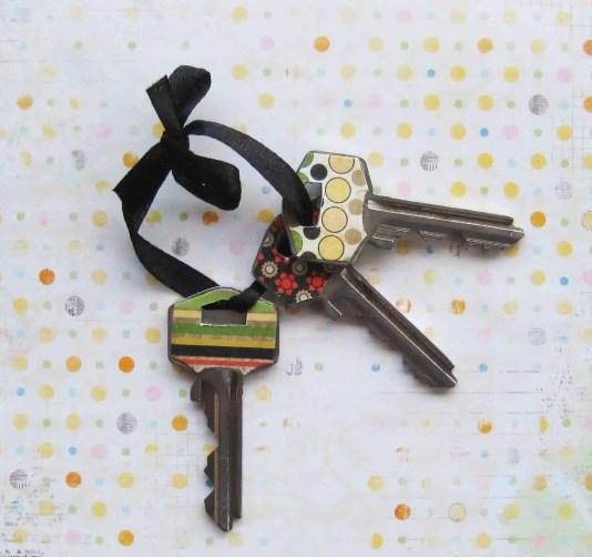 Cómo decorar tus llaves