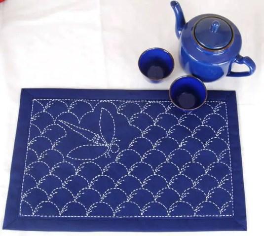 Sashiko, el arte japonés del acolchado