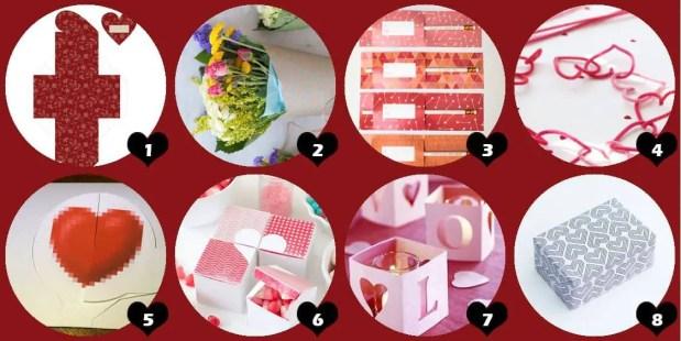 8 DIY para celebrar San Valentín