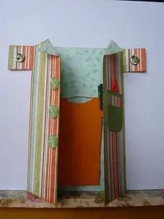 Tarjeta-chaqueta