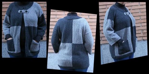 Cómo tejer una chaqueta de punto paso a paso