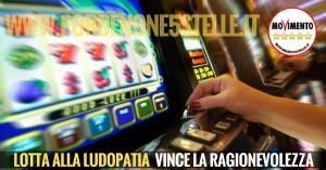 Read more about the article LOTTA ALLA LUDOPATIA: VINCE LA RAGIONEVOLEZZA