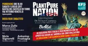 Plant Pure Nation a Pordenone – In esclusiva per l'Italia il film inchiesta che ha aperto gli occhi all'America sul cibo spazzatura.