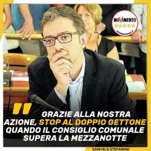 Read more about the article STOP AL DOPPIO GETTONE PER I CONSIGLI COMUNALI OLTRE LA MEZZANOTTE