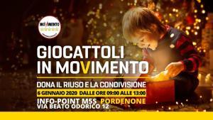 Read more about the article GIOCATTOLI IN MOVIMENTO A PORDENONE