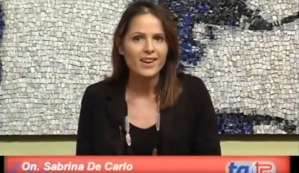 Mara Turani e Sabrina De Carlo a TelePordenone VIDEO