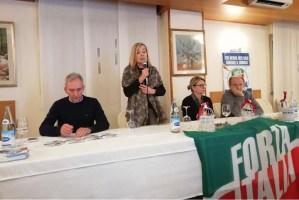 Read more about the article Covid: situazione grave in Fvg, senatrice di Forza Italia attacca il vicepresidente e collega di partito Riccardi chiedendo l'intervento del Governo