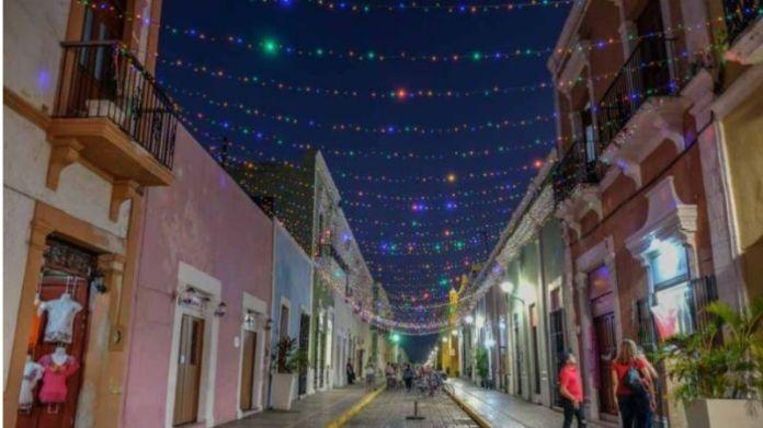 5 lugares para visitar en Campeche esta Navidad