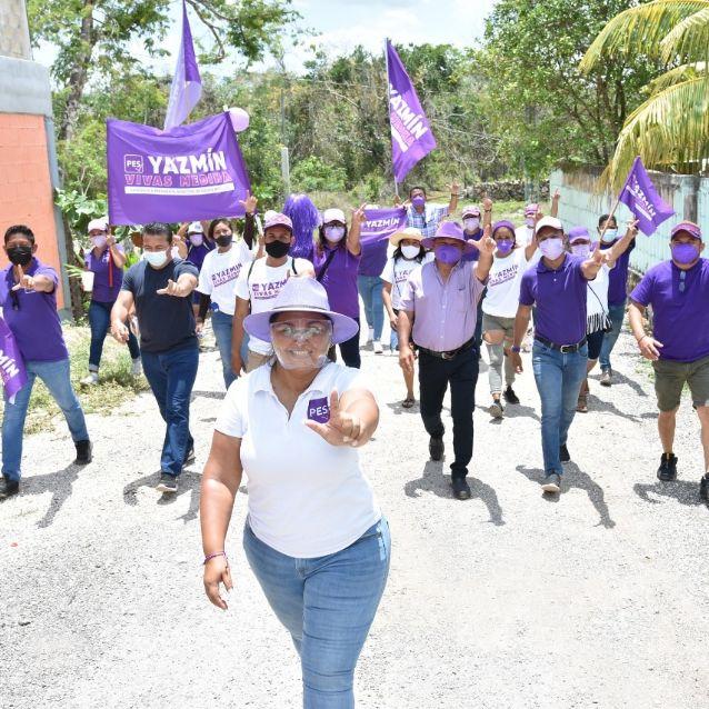 Candidatura de Yazmín Vivas Medina no se verá afectada por detención de su  hermana | PorEsto