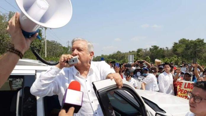 AMLO en Quintana Roo: Promete resolución de indemnizaciones a ejidatarios    PorEsto