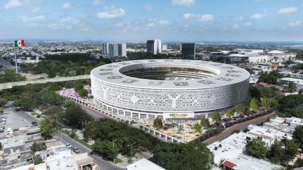 Dónde se construirá el Estadio Sostenible de Yucatán? | PorEsto