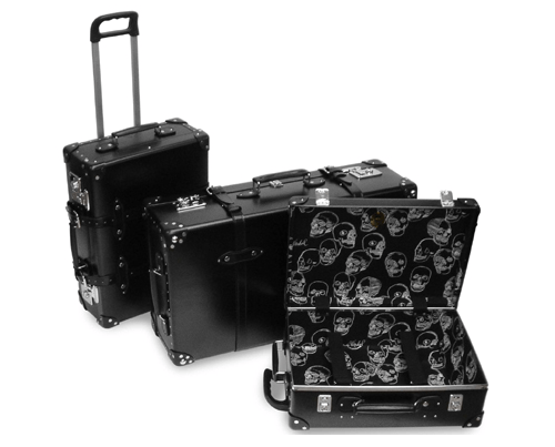 Andy Warhol x Globe Trotter by Hysteric Glamour