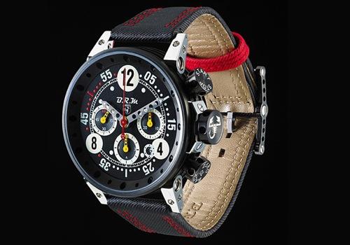 Abarth x BRM V12-T-44 Chronograph Watch