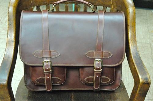 M & W Traveler Laptop Briefcase