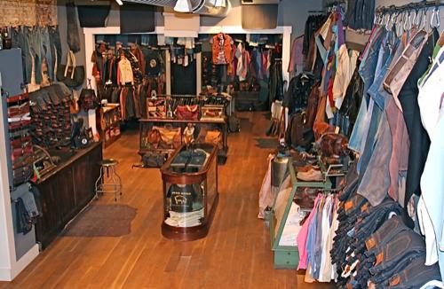 Jean Shop, SoHo