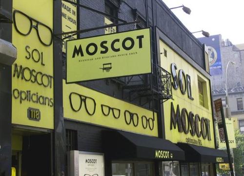 Moscot Eyewear, Lower East Side