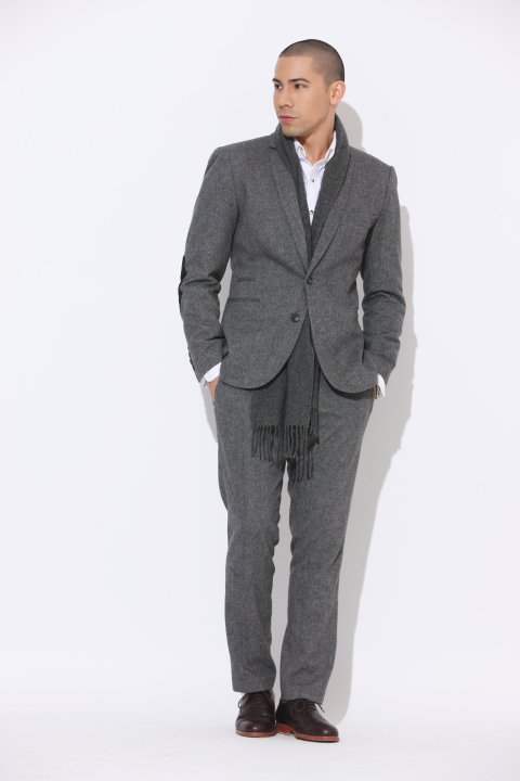 SHADES of GREY by Micah Cohen Fall/Winter 2010 Lookbook