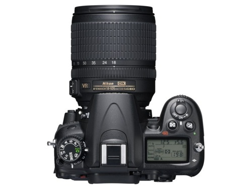 Nikon D7000 Unveiled to Battle Canon 60D