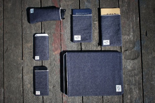 The Want | MS & Co. Selvedge Denim Sleeve Collection