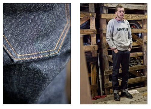 Left Field NYC Fall/Winter 2011 Lookbook